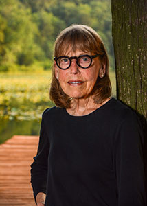 Photo of Dr. Jane Sherman (M.S. '75)